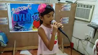 Andrea Isabelle sings At Ang Hirap (by Angeline Quinto) at DYLN FM 101.7