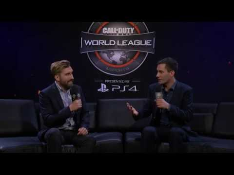 6/1 NA Pro Division FaZe Clan vs Luminosity Gaming - Call of Duty® World League