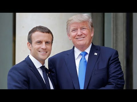 🔴LIVE: President Trump Joint Press Conference with President of France Emmanuel Macron