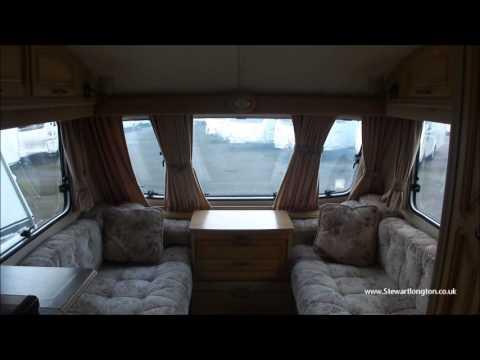 Elddis Cyclone Gtx 1996 5 Berth End Lounge Touring Caravan