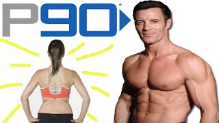 GETTING RIPPED with TONY HORTON | P90