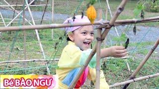 Bé Bào Ngư - H'zen lên rẫy (Official MV)