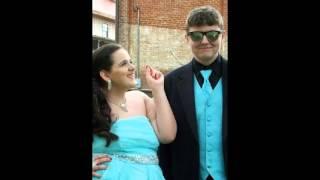 Amber's 8th grade prom 2014