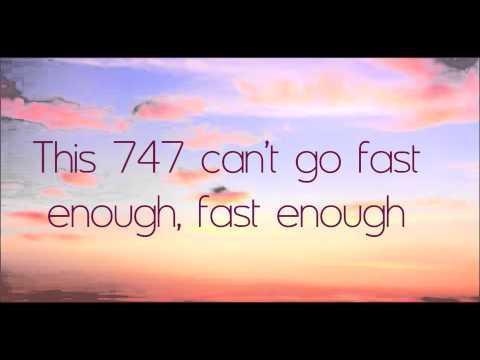 747 (with lyrics) -Lady Antebellum