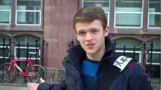 Meet Elliot: Studying Aerospace Engineering at Liverpool