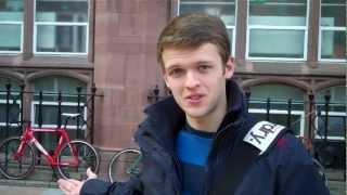 Meet Elliot: Studying Aerospace Engineering at Liverpool