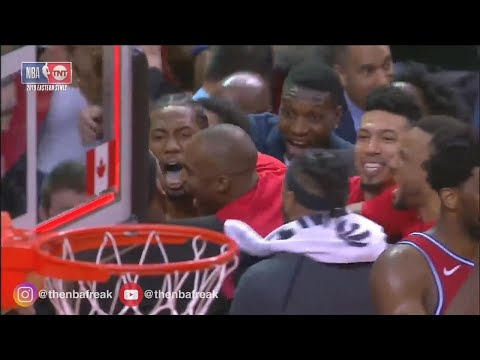 2019 NBA Playoffs: Best Moments To Remember