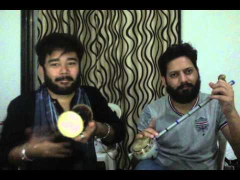 Punjabi Tumbi and Dhudd ( folk instrument masti ) by  Kannu Nagi and Jayant Patnaik.