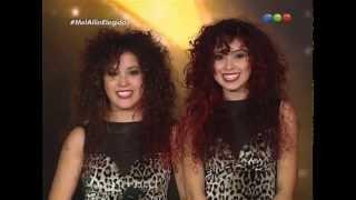 Melanie y Ailin Agostini: I say a little prayer for you - Elegidos