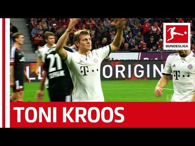 Toni Kroos - Made In Bundesliga