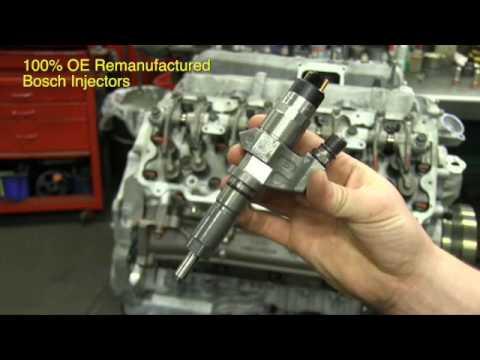 Jasper Engines & Transmissions - Duramax Diesel Running Complete Fuel  Systems