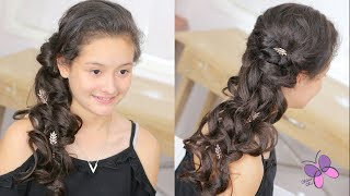 Elegant Hairstyle (Prom/Formal)