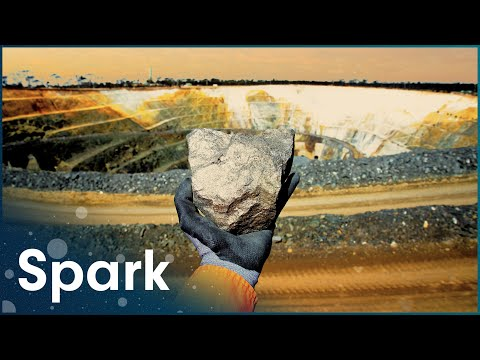 The Nickel Mining In New Caledonia   The Earth's Riches   Spark