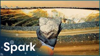 The Nickel Mining In New Caledonia | The Earth's Riches | Spark
