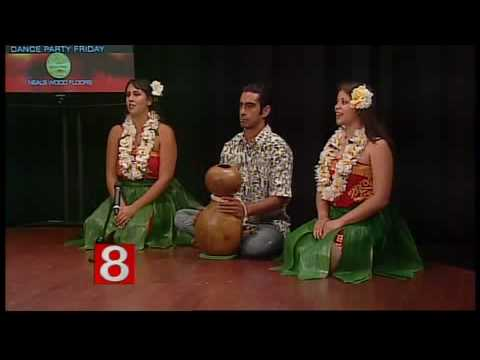 Learn to Hula Dance - video dailymotion