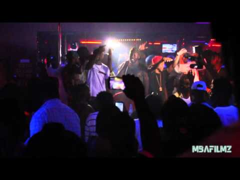 BANKROLL FRESH And SKOOLY Performing - Takeover Yo Trap [Lost Footage]