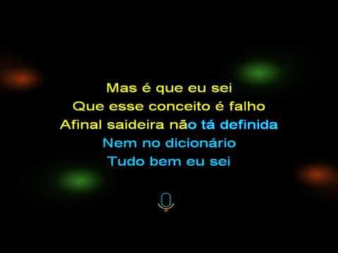 Playback Com Letra Saideira Atitude 67  &  Thiaguinho