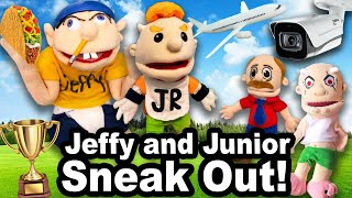 SML Movie: Jeffy and Junior Sneak Out!