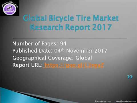 Bicycle Tire Market Research 2017 – 2022