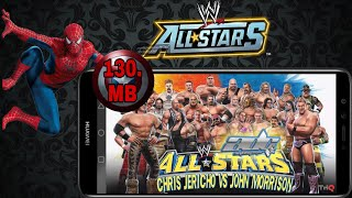 How to download WWE all stars highly compressed ppsspp game in Android phone
