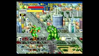Download Video Classic Game Room - KING OF THE MONSTERS review for PS2 / Neo-Geo MP3 3GP MP4