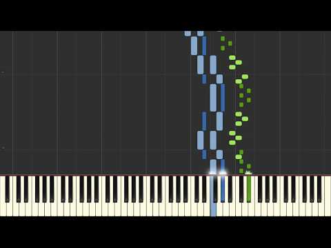 Beethoven - Appassionata 3rd Movement [Piano Tutorial] (Sheet Music/Synthesia/Piano Cover)