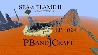 Ep 24 Sea of Flame II - Blue Wool!