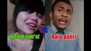 MALEM Jum'at VS Raja panci ( Marplonk )