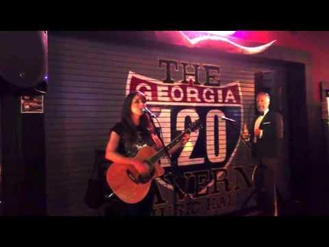 Nancy Kaye Keep Falling @120 Tavern and Music Hall Open Mic 51613