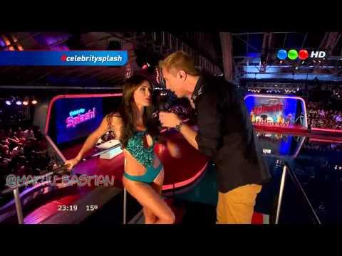 Celebrity Splash - Programa 4 / Salto Silvina Luna - YouTube