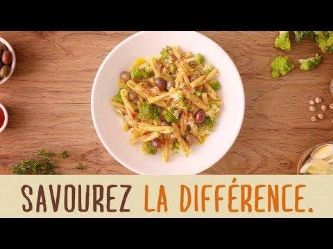 casarecce-de-pois-chiches-au-potiron,-poireaux,-brocoli,-sauge,-parmesan-et-olives-taggiasca