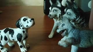"""Шляйх сериал: """"Клан волков и собак"""".1 серия."""