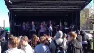 Bisnapgård Efterskole - For Enden af Regnbuen - Poul Krebs - Efterskolen på Havnen 2013