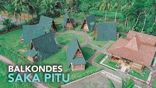 Gambar cover Homestay Unik - Balkondes Saka Pitu