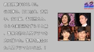 17年4月期ドラマ総括>天海祐希主演『緊急取調室』が高視聴率! 『あな...