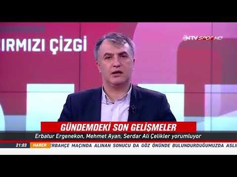 Türk Futbol kulüpleri satılacak.Takımlara sahiplik modeli gelecek - Mehmet Ayan Kırmızı Çizgi