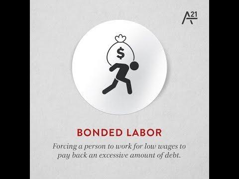 PSA: Debt Bondage