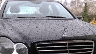 Переборка тормозных суппортов Mercedes Benz C200K W203