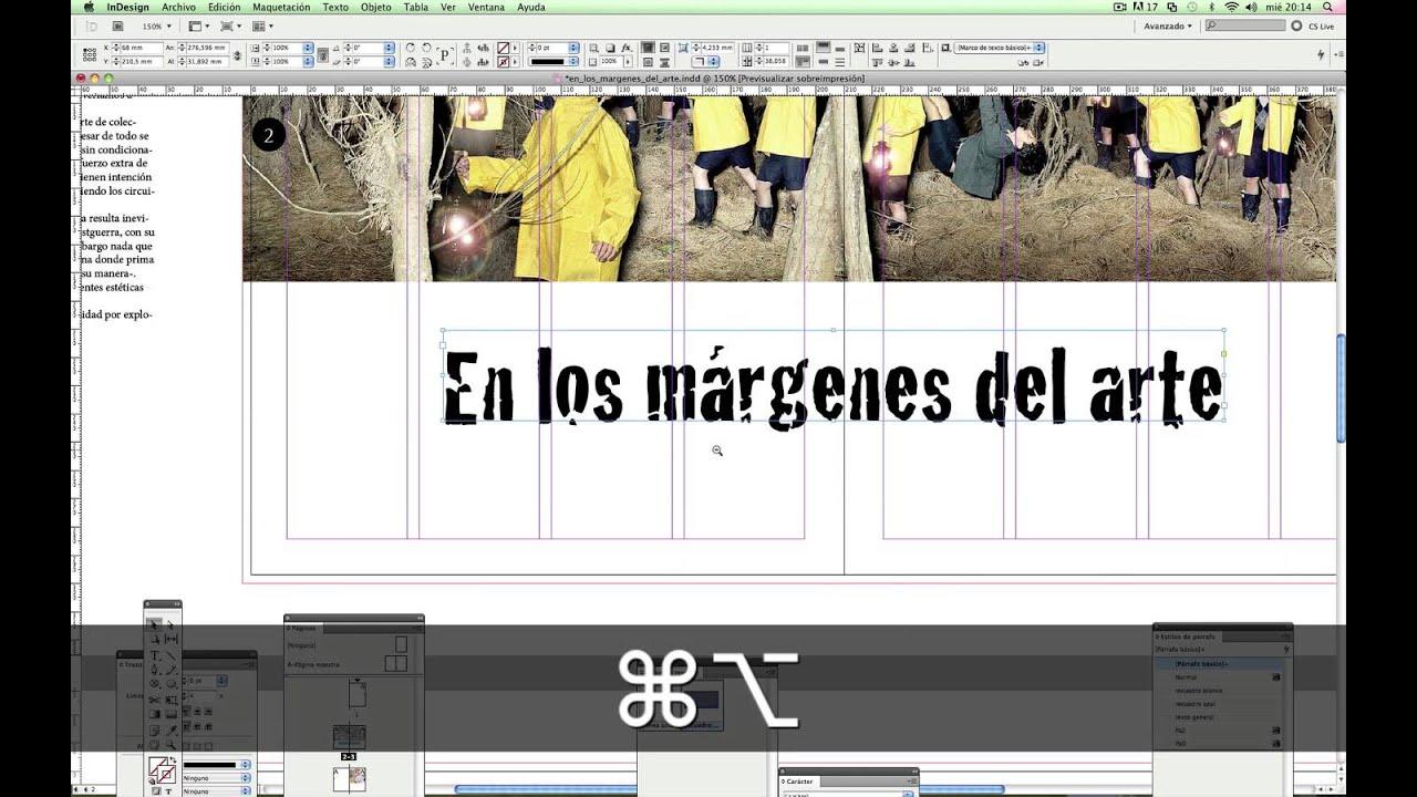 Increíble Plantilla De Tabla De Indesign Molde - Colección De ...