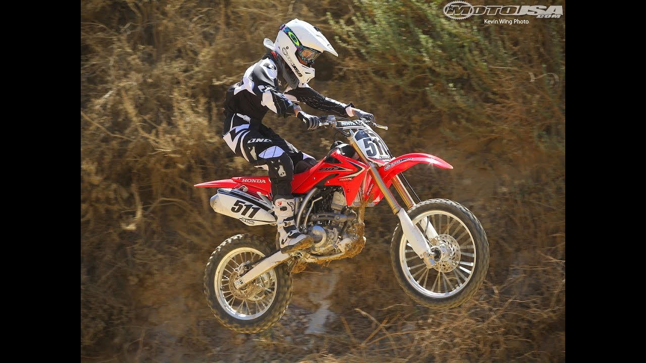 Honda Crf 150 Wiring Diagram Trusted Diagrams Crf100f 2012 Crf150r First Ride Motousa Youtube Used