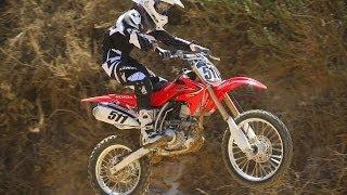 2012 Honda CRF150R First Ride - MotoUSA