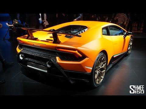 FIRST LOOK: Lamborghini Huracan Performante & Italdesign Zerouno