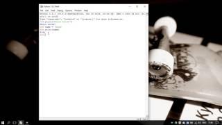 5. Вывод на экран (print) в Python 3 - Print (Уроки Python - Python Tutorial) RU