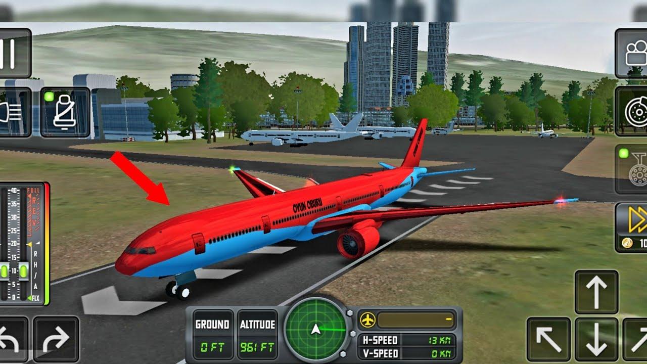 Flight Sim 2018 || Uçak Simülasyonu || Oyunlar FHD #125 ...