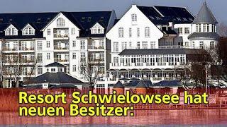 Resort Schwielowsee hat neuen Besitzer: