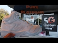 "SneakerGames Store has Jordan ""Pure Platinum"" 5's"