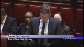 Senator Hoylman comments on S.2003D