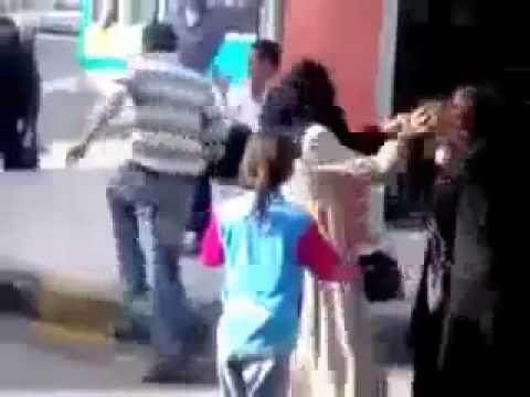 girls fighting in hijab thumbnail