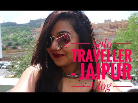 TRAVEL VLOG -Jaipur Rajasthan India- part 1 - Roopal Tyagi