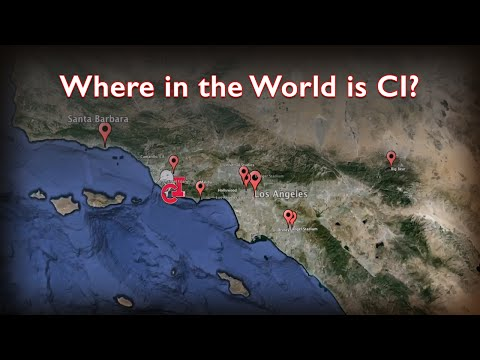 Where in the World is CI?